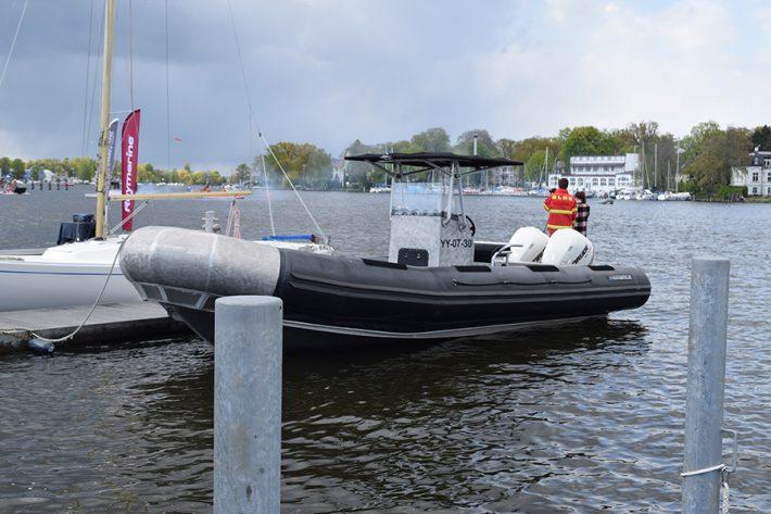 Boat Show in Berlin